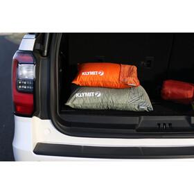 Klymit Drift Car Camp Pillow Regular, orange